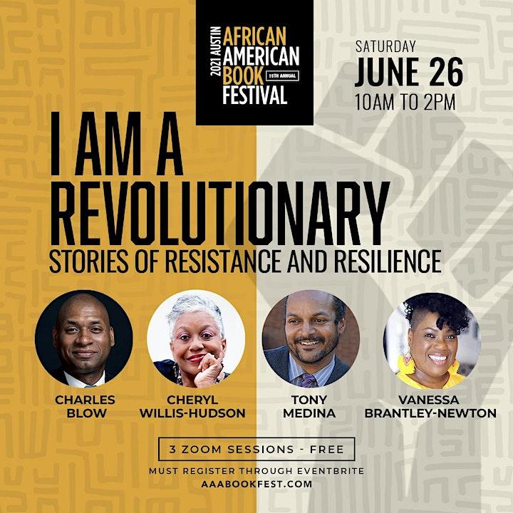 Austin African American Book Festival image