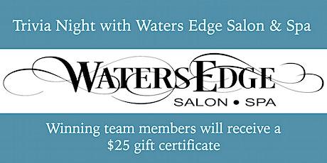 Watersedge Trivia Night tickets