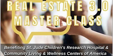 Real Estate 3.0 MasterClass tickets