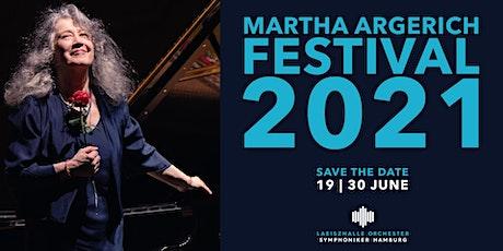ARGERICH FESTIVAL 21 tickets