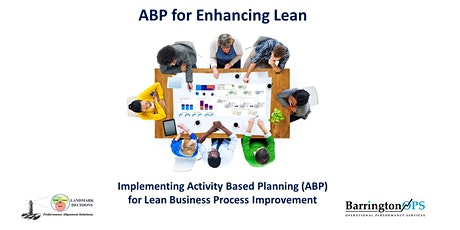 ABP for Enhancing Lean - Canadian Registrants (Cdn$) tickets