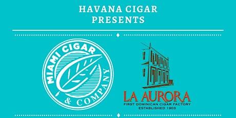 Miami & La Aurora Dinner tickets