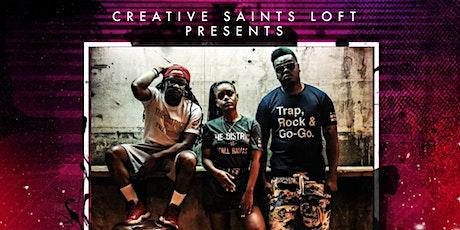 Creative Saints Loft Presents: Juneteenth Juke Jams featuring Black Alley tickets
