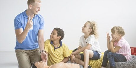 School Holidays: First Aid For Kids @ Carnes Hill Community Cntr - Ages 5-7 tickets