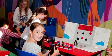 Animation Workshop: Claymation Creations tickets
