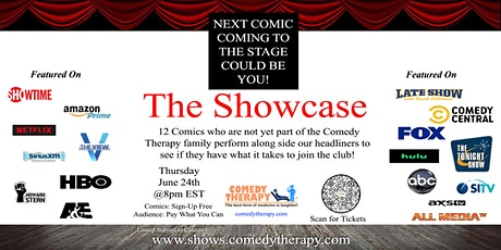 The Showcase - June 24th tickets