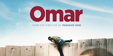 Film screenings: Omar tickets