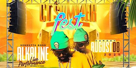 ALKALINE CT SUMMER FEST tickets