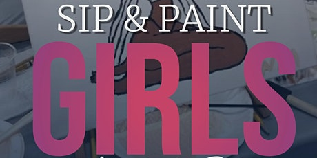 GIRLS NIGHT OUT SIP & PAINT tickets