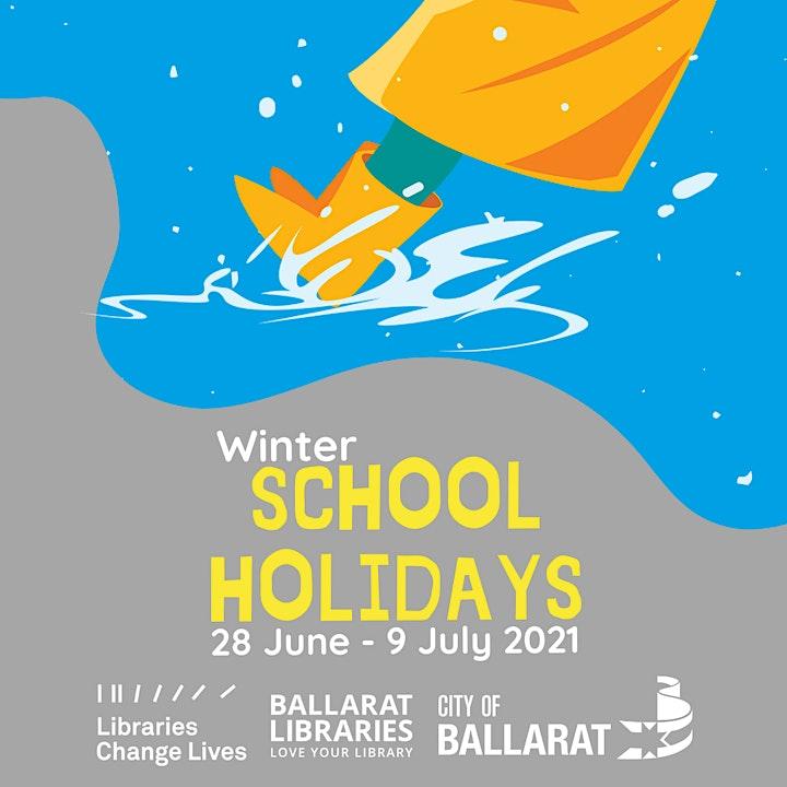 SCHOOL HOLIDAYS: Stack it Up! (Sebastopol) image