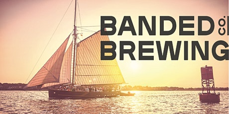 Sunset Beer and Oyster Cruise w/ Banded Brewing tickets
