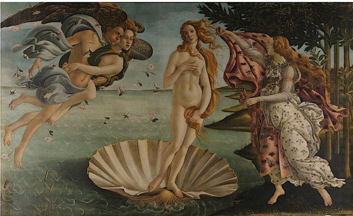 Art History Renaissance, Baroque, Rococo, Neoclassicism, Romanticism image