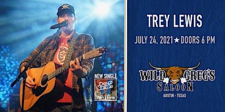 Trey Lewis live in concert tickets