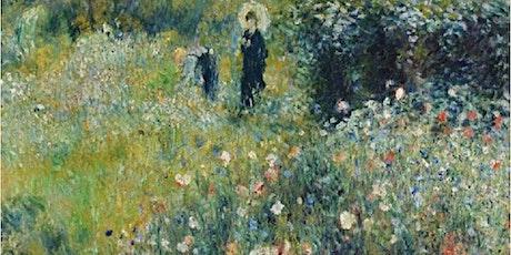Art History  movements Impressionism, Pointillism, Fauvism, Expressionism tickets