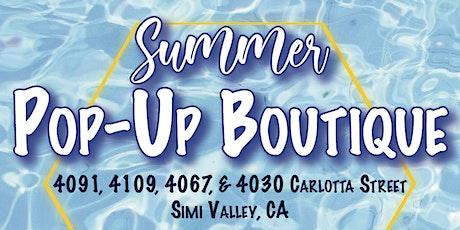 Summer PopUp Boutique tickets