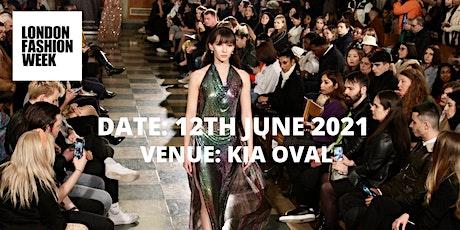 London Fashion Week | Fashion High Tea tickets