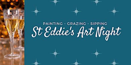 St Eddie's  Art Night tickets
