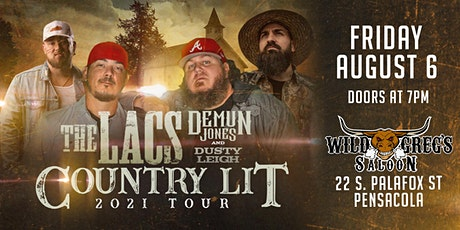 The Lacs Live In Concert tickets