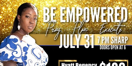 Be Empowered tickets