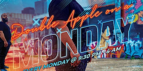 DOUBLE APPLE ON A MONDAY tickets