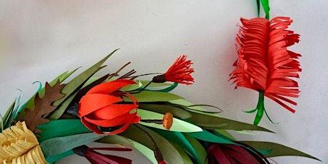 July Holiday Program:  Australian Flower Craft - Gloucester tickets
