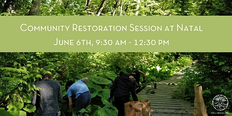 Community Restoration Session at Natal tickets