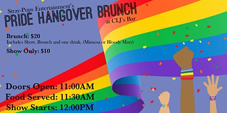 Pride Hangover Brunch tickets