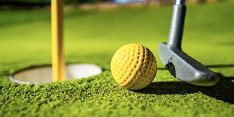 Connection Day Mini Golf Bundaberg, Thursday 29th July 2021 tickets