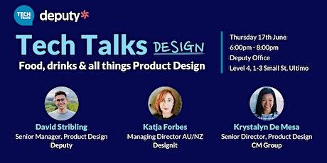 Tech Talks Design tickets