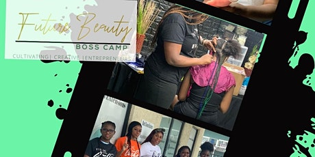 Future Beauty Boss Summer Camp tickets