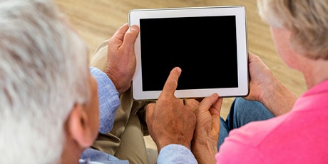 Seniors Month I Be Connected Session I  Digital Scavenger Hunt tickets