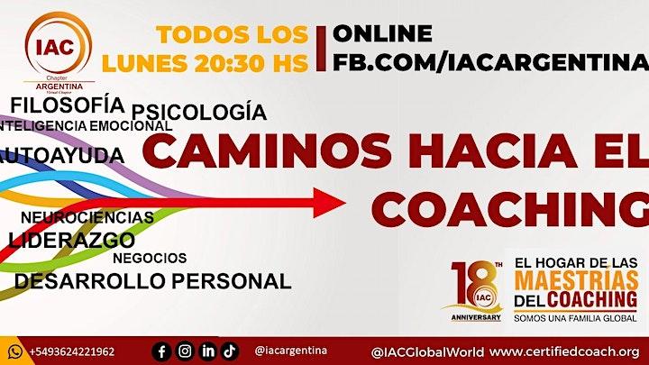 Imagen de Caminos al Coaching