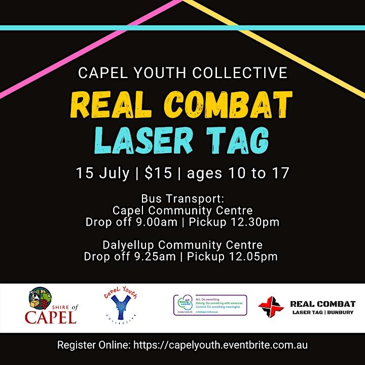 Inzone- Real Combat Laser Tag image