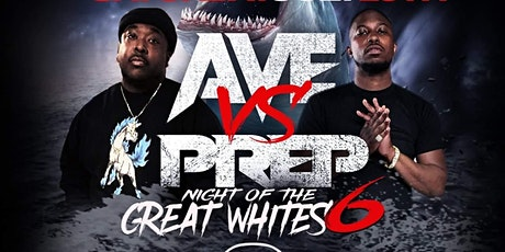 7 CITIES SHARKS PRESENTS: Night Of The Great Whites 6 tickets