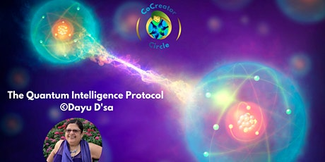 Experience the Quantum Intelligence Protocol © by tickets