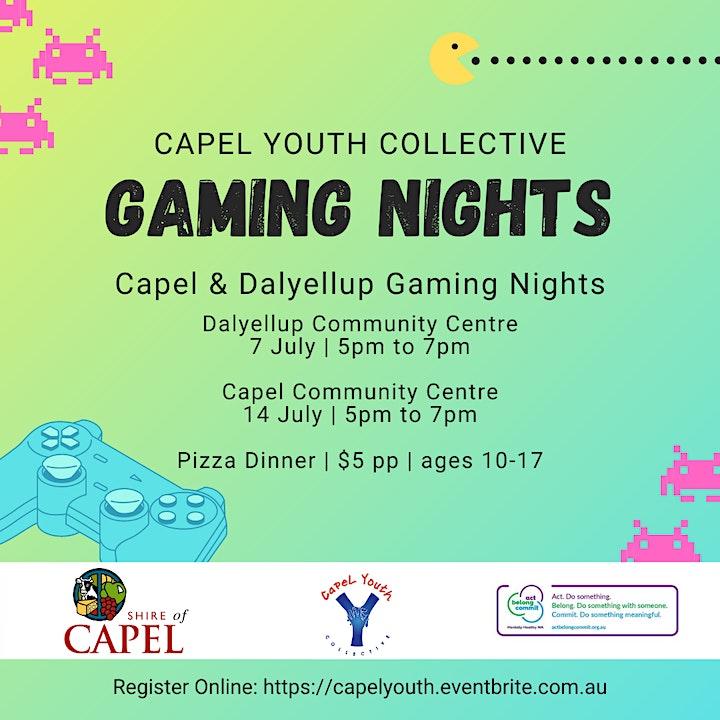 Inzone- Dalyellup Gaming Night image