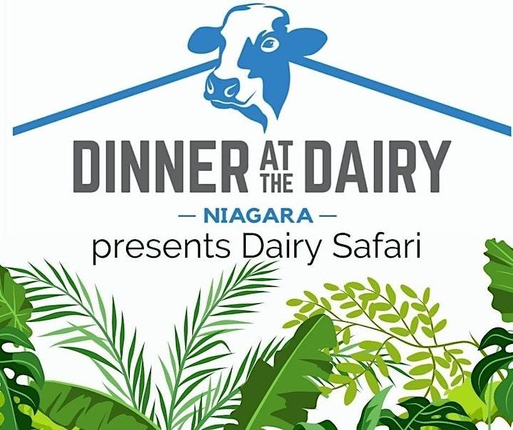 2021 Niagara Dinner at the Dairy - Dairy Safari image