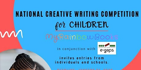 Award Ceremony for the National Creative Writing Competition for Children. tickets