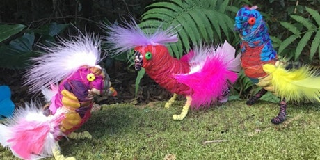 **BOOKED OUT** Seniors Month I Fantasy Birds and Creatures Workshop tickets