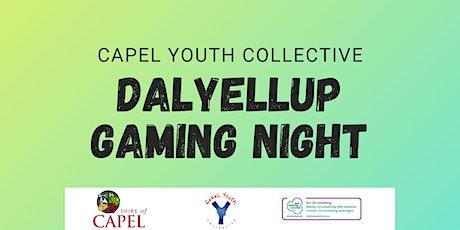 Inzone- Dalyellup Gaming Night tickets