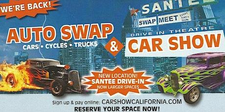 AUTO SWAP  &  CAR SHOW tickets