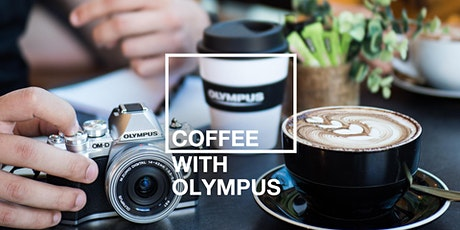 Coffee with Olympus (Live Stream) tickets