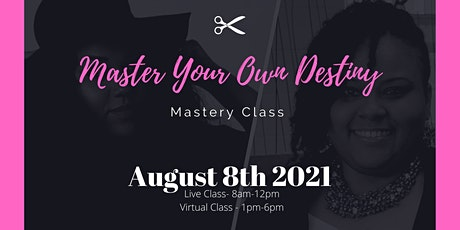Master Your Own Destiny (Mastery Class) tickets