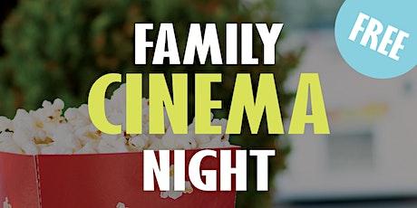 Family Cinema Night tickets