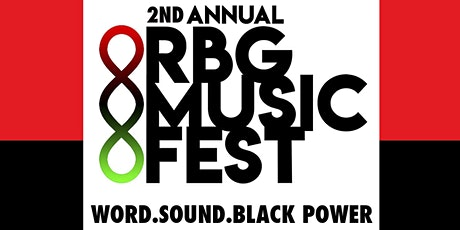 RBG Music Fest 2021 tickets