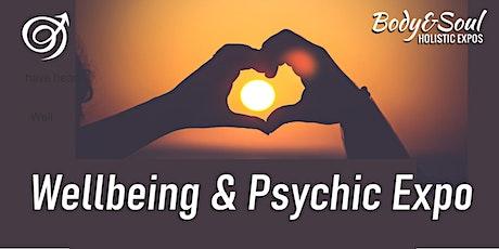 Bendigo  Wellbeing & Psychic Expo tickets