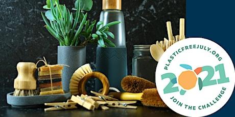 Plastic Free July: Plastic Free Living (Online Workshop) tickets