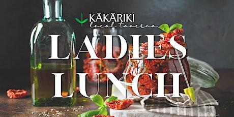 Ladies Lunch tickets