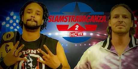 HCW SlamStravaganza 2 tickets