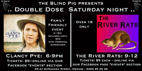 The River Rats -  Live @ The Blind Pig tickets